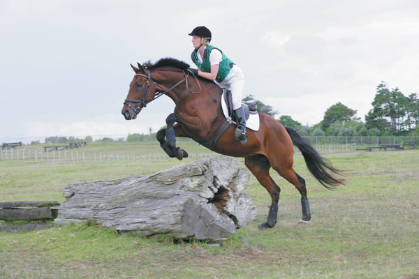 Kirstin Kelly Cross Country Lesson